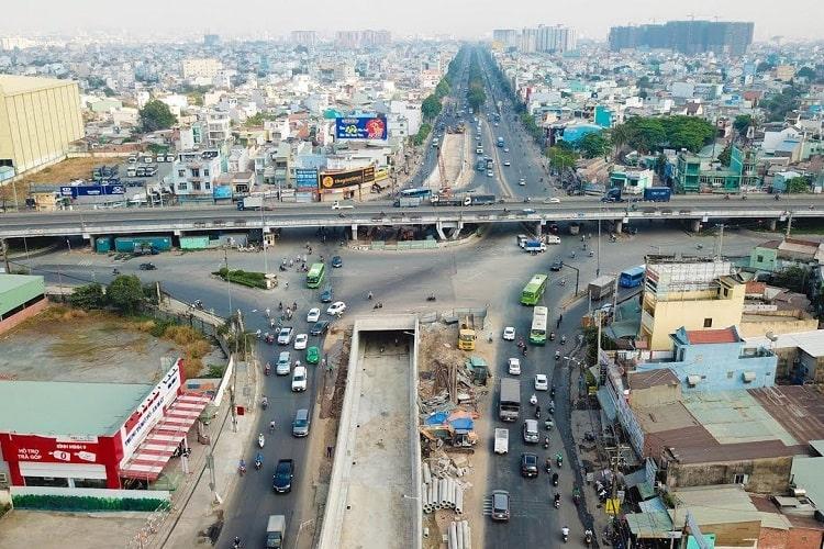 Quy hoạch cao tốc TP.HCM - Mộc Bài