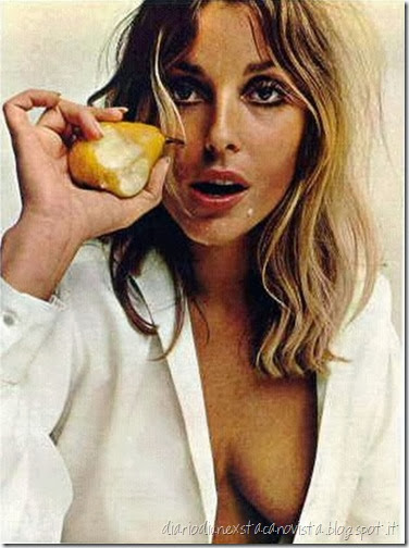Sharon Tate for Esquire Magazine 1967
