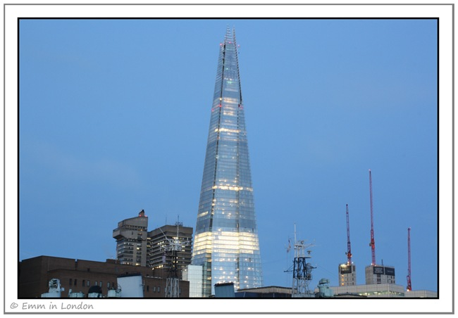 The Shard at Dawn