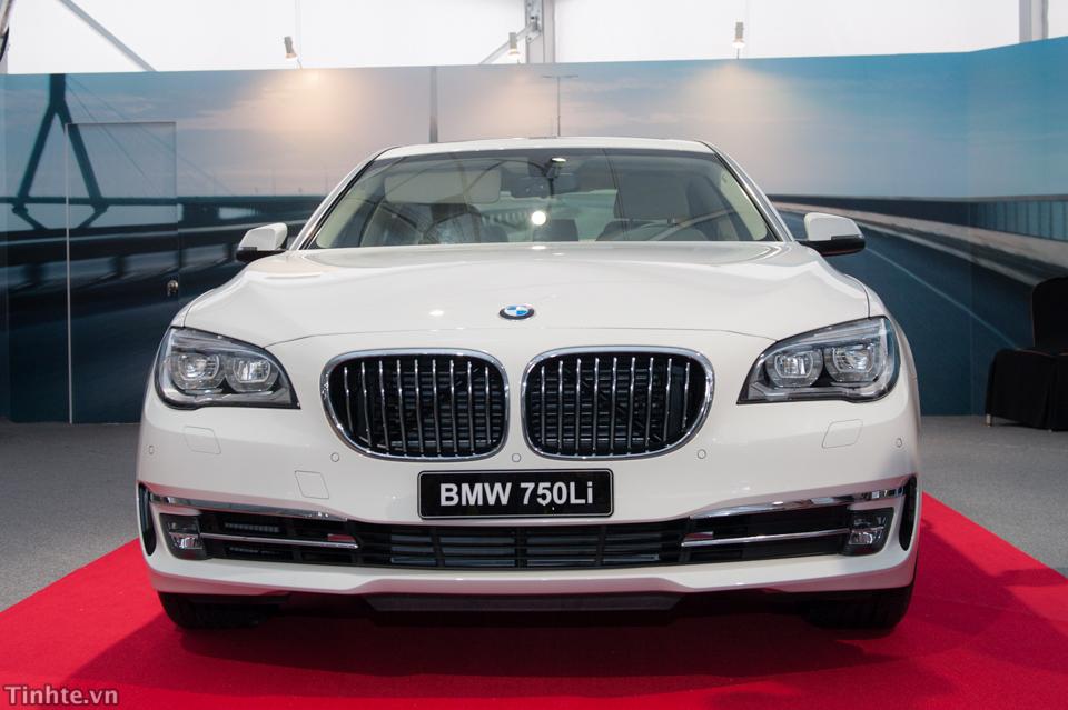 Xe BMW 750Li new model 03