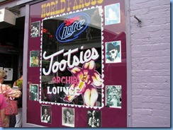 9652 Nashville, Tennessee - Discover Nashville Tour - downtown Nashville Broadway Street - Tootsies Orchid Lounge