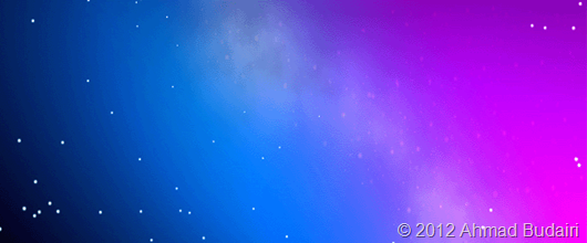 Animated Desktop Wallpaper Starfield 1.6