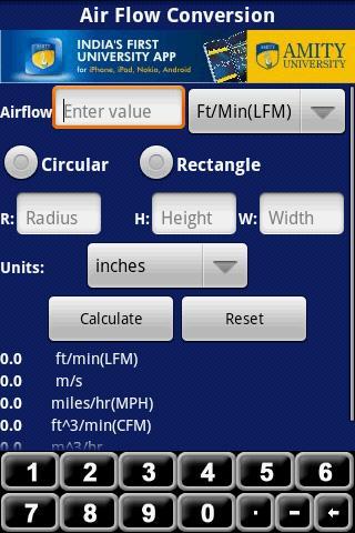 Civil Calculator- screenshot
