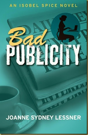 Bad Publicity - Cover