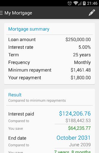 Australian Mortgage Calc Pro