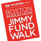 Jimmy Fund Walk Mobile App
