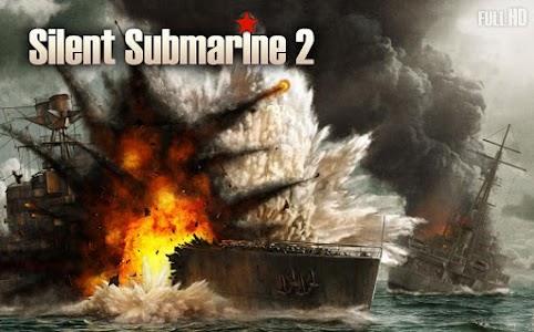 Silent Submarine 2HD Simulator v2.4.0
