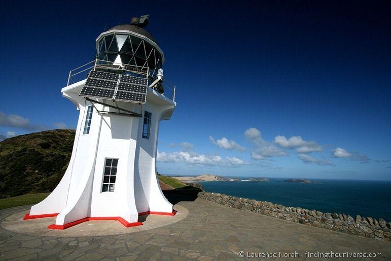 Lighthouse at Cape Reinga