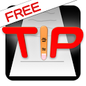 Tip Calculator: FingerTip Free icon