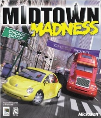 Midtown Madness Full İndir