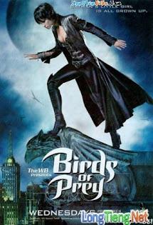 Nữ Ác Nhân - Birds Of Prey