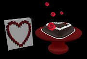Mother´s Day Heart Cake. SL Marketplace. Posted by Ayhan Vaniva at 6:09 PM