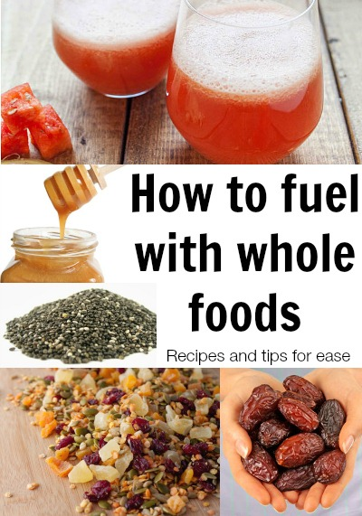 How to Fuel Your Run with Whole Foods