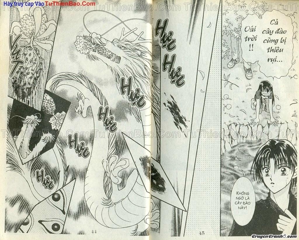 Thánh Tiểu Long Nữ Chap 002