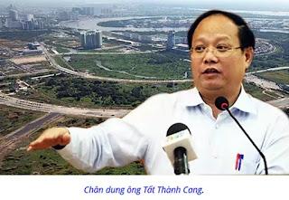 Ông Tất Thành Cang bị kỷ luật đảng vào ngày 26/12/18.