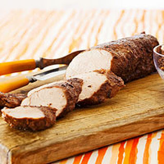 6-Spice Pork Tenderloin Recipe