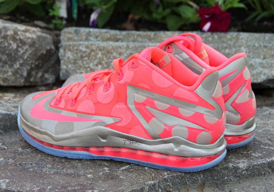 This is How Creative Nike Can Get8230 LeBron 11 Low 8220Dot8221 Sample ... d7a2e185b