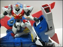 Tekkaman Blade and Pegasu