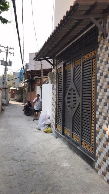 Bán nhà phố Quận Tân Bình Hẻm 1 sẹc Trần Văn Ơn 05