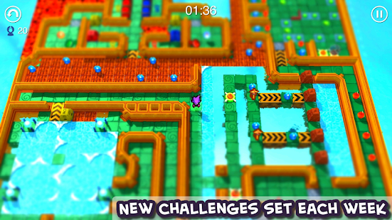Chuck's Challenge 3D Ultra2016 Screenshot 5