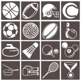 663268-series-of-icons-or-design-elements-relating-to-sports