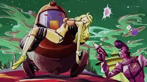 Hình Ảnh Space Dandy SS2