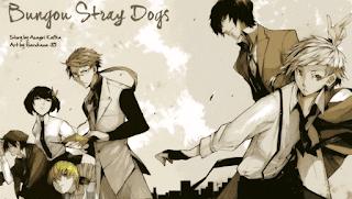 Đặc Nhiệm Thám Tử 2  Bungou Stray Dogs SS2