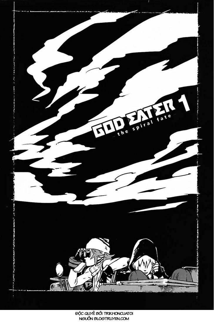 God Eater Chap 001