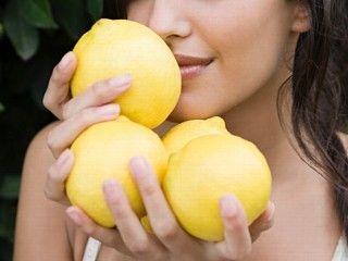 Smell Lemons
