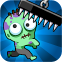 Crush Zombie icon
