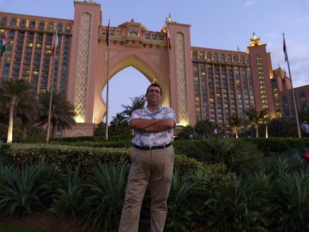 Obiective turistice Dubai: Hotel Atlantis The Palm
