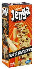 Jenga is still a great family game