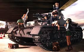 Hình Ảnh Girls und Panzer Specials