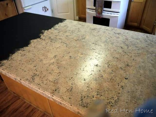 Superbe DAICH SpreadStone Mineral Select Qt. Canyon Gold Countertop