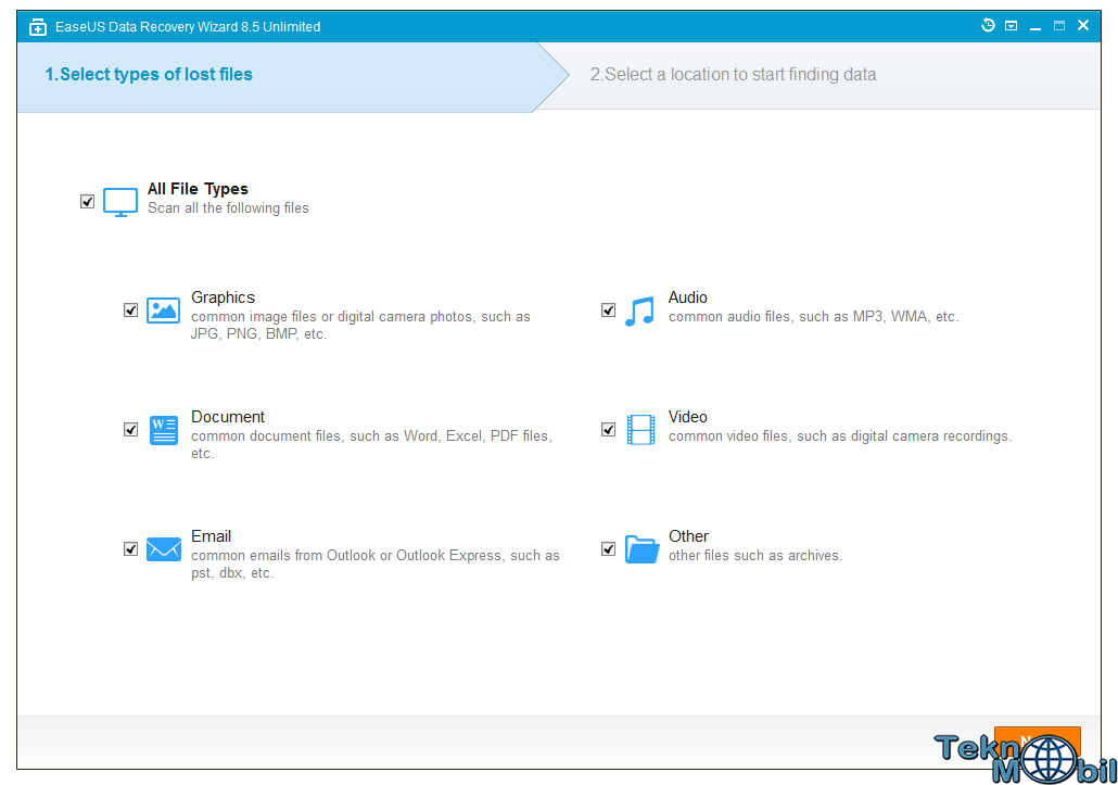 EaseUS Data Recovery Wizard Professional v11.5.0.Full