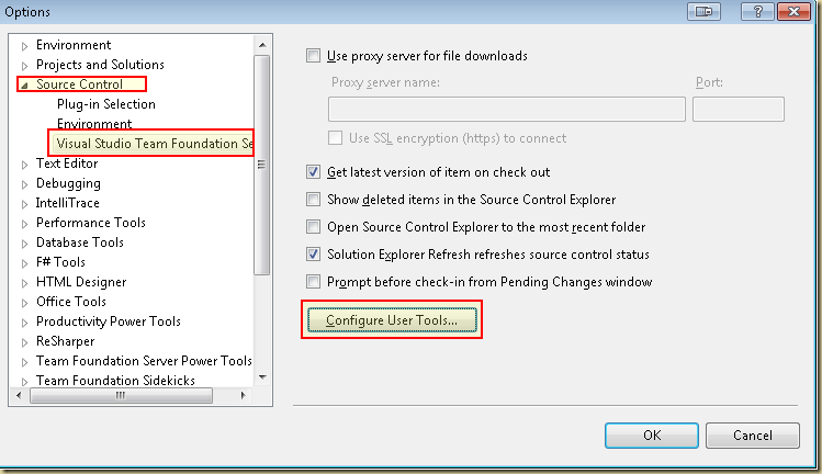 Aggregated Intelligence: Using WinMerge within Visual Studio