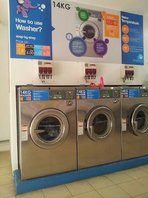 Everyday self laundry setapak