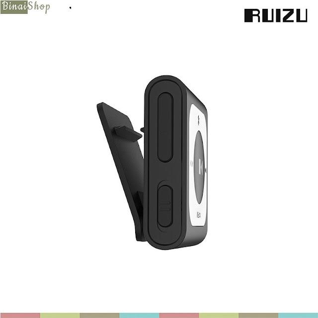 Ruizu X66 (16GB) - Máy Nghe Nhạc Thể Thao Nhỏ Gọn