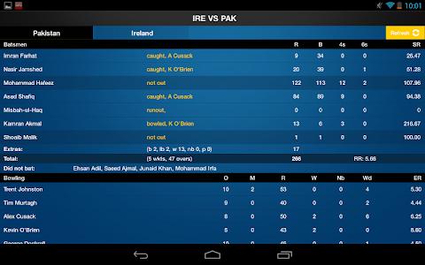 CricLIVE: Live Cricket Scores v1.0.0