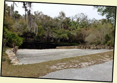 06b - Little Manatee River SP- Canoe Launch Area
