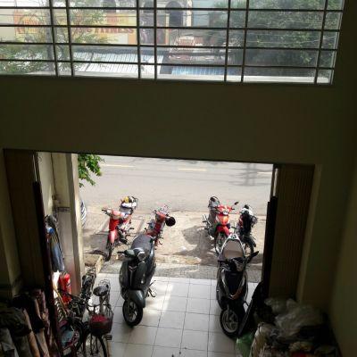 Bán nhà Mặt Tiền đường Thạch Lam Quận Tân Phú  4,5 tấm giá 12 tỷ 2