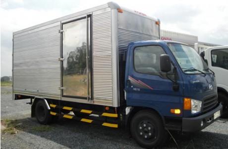 Xe tải Hyundai 2,5 tấn thùng kín