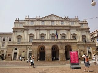 Théâtre de la Scala à Milan