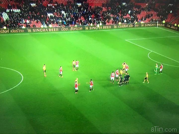 Fulltime: United 10 Watford. Chiến thắng thứ 4 liên tiếp của thầy