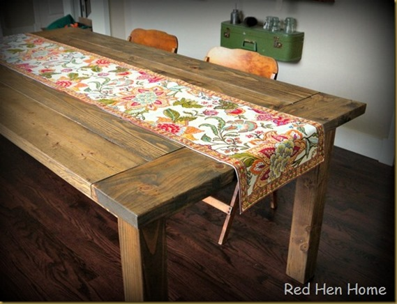 Red Hen Home Farmhouse Table