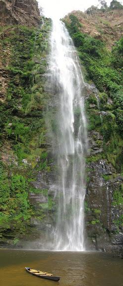 Wli Falls, Agmatsa Wildlife Sanctuary (Ghana), 11 janvier 2006. Photo : J. F. Christensen