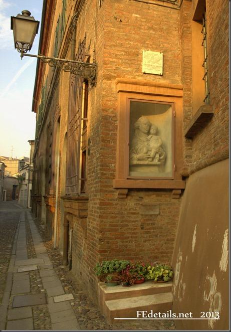 Madonna dei Facchini, Ferrara, Italy, Photo1