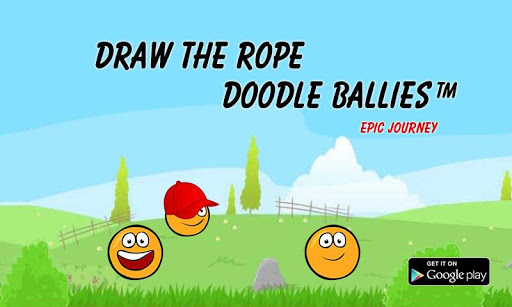 Draw the Rope Doodle Ballies ∇