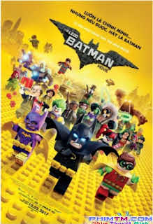Câu Chuyện Lego Batman - The Lego Batman Movie