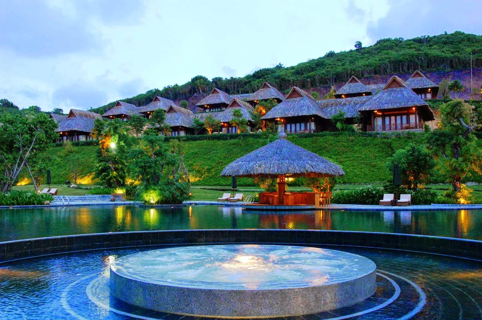 Kết quả hình ảnh cho Resort tại nha trang